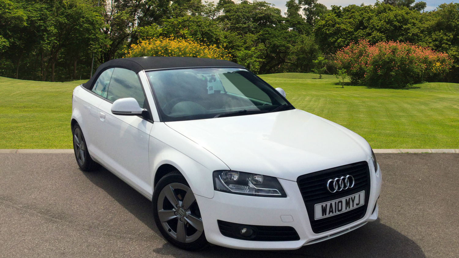 used audi a3 1 6 tdi sport 2dr diesel cabriolet for sale in scotland macklin motors. Black Bedroom Furniture Sets. Home Design Ideas