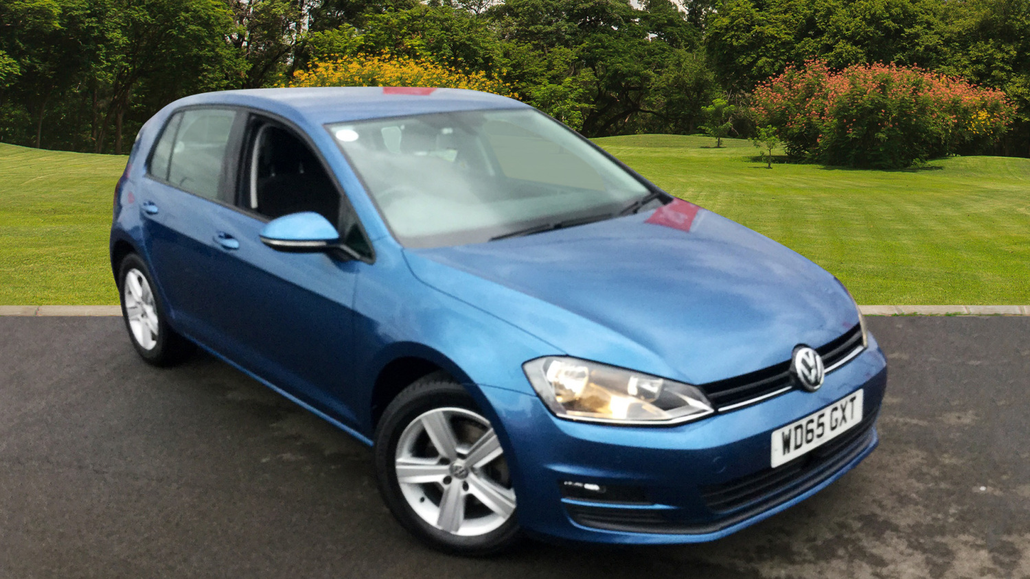 used volkswagen golf 1 6 tdi 110 match 5dr diesel hatchback for sale in scotland macklin motors. Black Bedroom Furniture Sets. Home Design Ideas