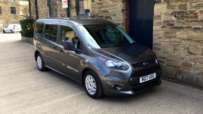 Ford Tourneo Connect 1.5 Tdci Zetec 5Dr Diesel Estate