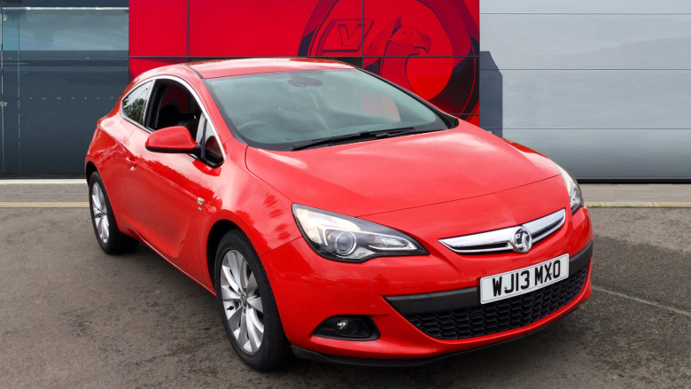 Used Vauxhall Astra GTC 2 0 CDTi 16V SRi 3dr Diesel Coupe