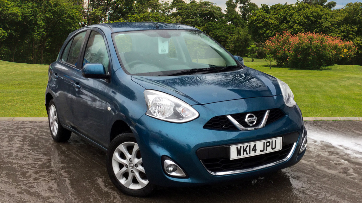 used nissan micra 1 2 acenta 5dr petrol hatchback for sale in scotland macklin motors. Black Bedroom Furniture Sets. Home Design Ideas