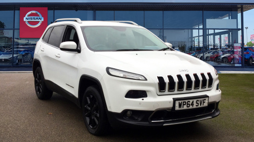 Jeep Cherokee 2.0 Crd [170] Limited 5Dr Auto Diesel Station Wagon