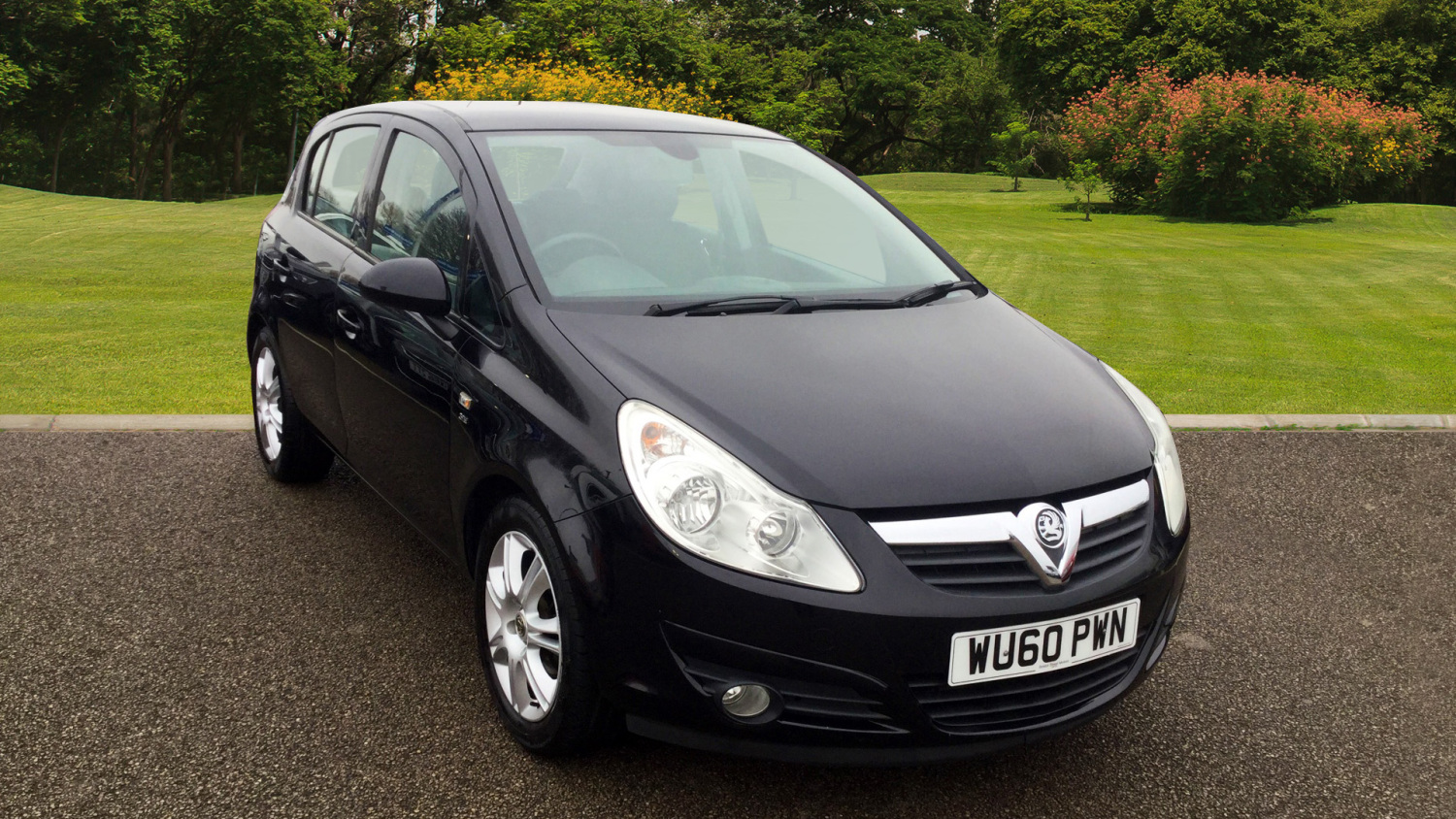 used vauxhall corsa 1 4i 16v 100 se 5dr auto petrol. Black Bedroom Furniture Sets. Home Design Ideas