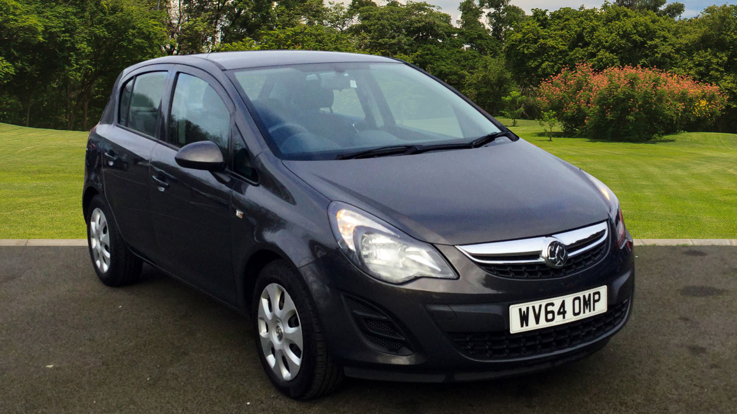 used vauxhall corsa 1 2 design 5dr ac petrol hatchback. Black Bedroom Furniture Sets. Home Design Ideas