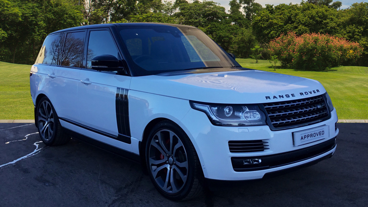 used land rover range rover 5 0 v8 s c svautobiography dynamic 4dr auto petrol estate for sale. Black Bedroom Furniture Sets. Home Design Ideas