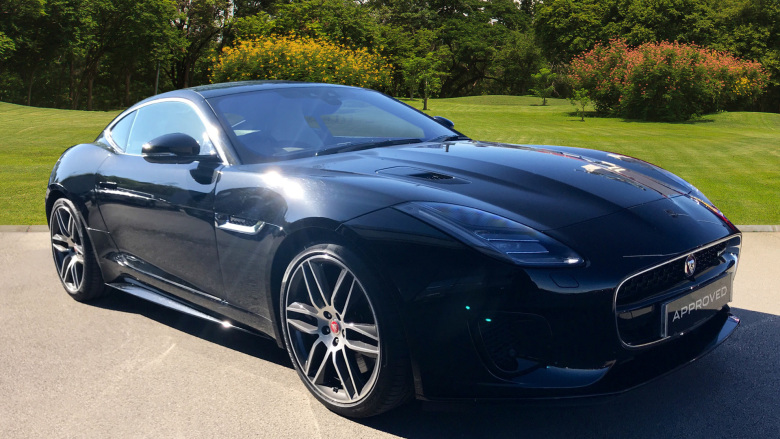 Jaguar F-Type 3.0 Supercharged V6 R-Dynamic 2dr Auto Petrol Coupe