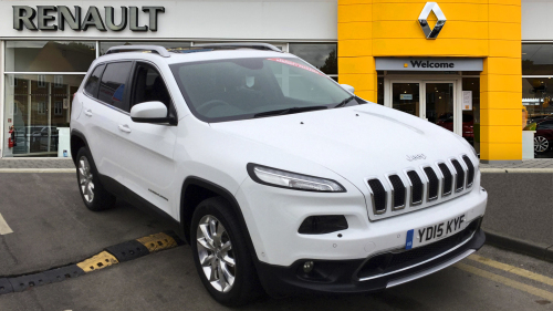 Jeep Cherokee 2.0 Crd Limited 5Dr [2Wd] Diesel Station Wagon