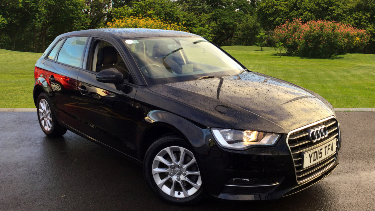 used audi a3 1 4 tfsi 125 se 5dr s tronic petrol hatchback for sale in scotland macklin motors. Black Bedroom Furniture Sets. Home Design Ideas