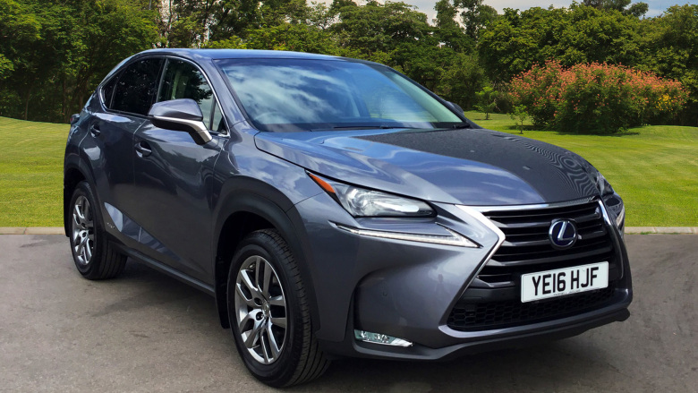Lexus Nx 300H 2.5 Luxury 5Dr Cvt Hybrid Estate