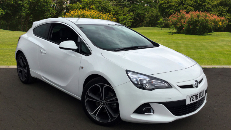 Vauxhall GTC 1.6 Cdti 16V Ecoflex Limited Ed 3Dr [nav/Leather] Diesel Coupe