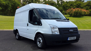 Ford Transit 280 Swb Diesel Fwd Medium Roof Van Tdci 100Ps