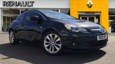 Vauxhall Astra GTC 1.7 CDTi 16V 130 SRi 3dr Diesel Coupe
