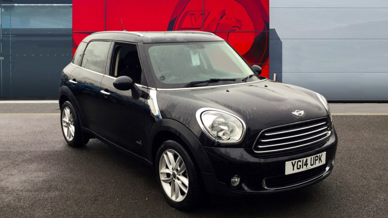 Used Mini Countryman 16 Cooper D All4 5dr Diesel Hatchback For Sale