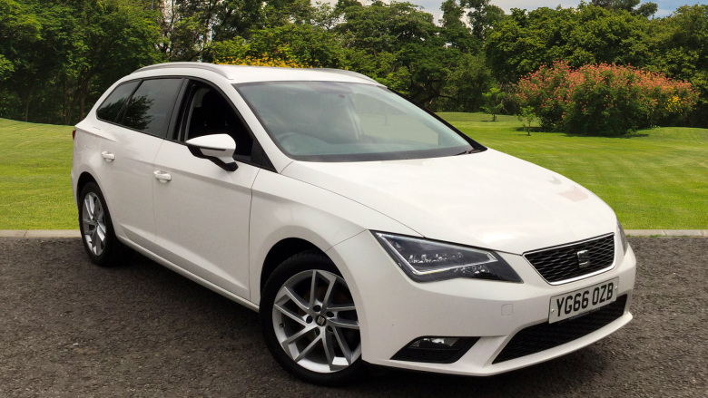 SEAT Leon 1.6 Tdi 110 Se Dynamic Technology 5Dr Diesel Estate