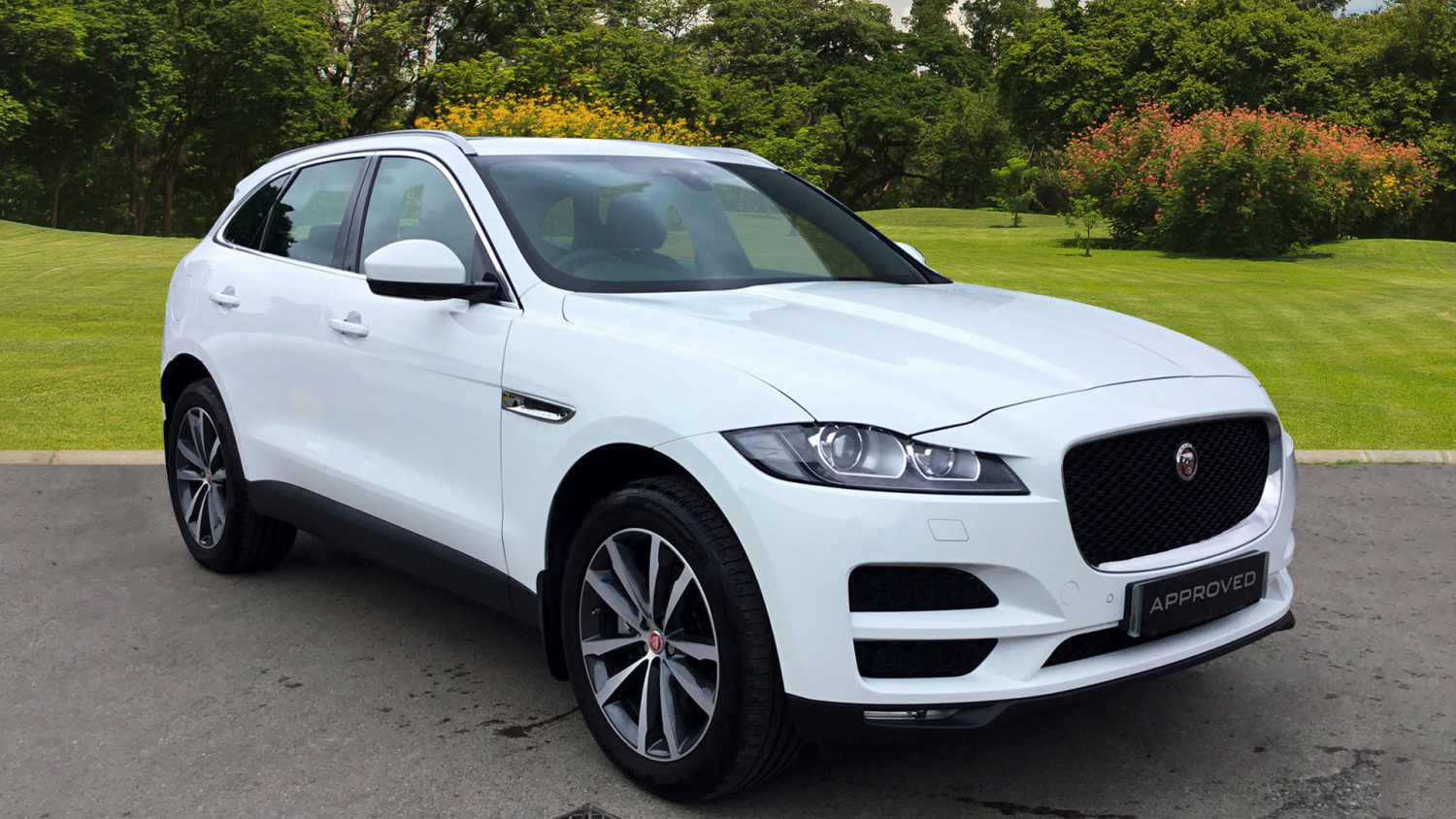 used jaguar f pace 2 0d portfolio 5dr auto awd diesel estate for sale in scotland macklin motors. Black Bedroom Furniture Sets. Home Design Ideas