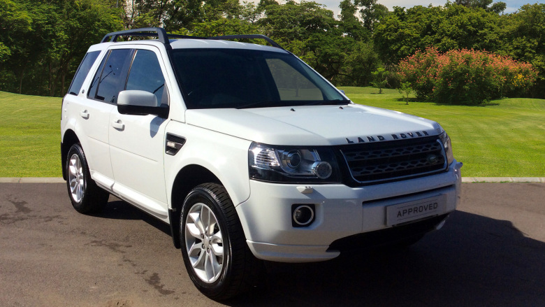 Land Rover Freelander 2.2 Sd4 Se 5Dr Auto Diesel Station Wagon
