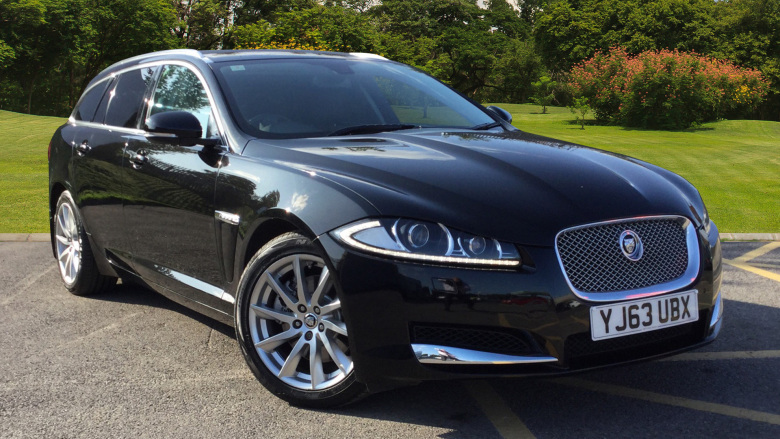 Jaguar XF 2.2d [200] Premium Luxury 5dr Auto Diesel Estate