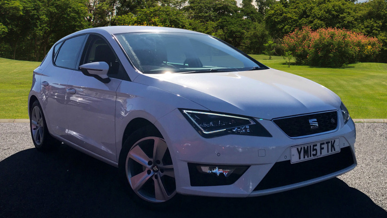 SEAT Leon 1.4 Tsi Act 150 Fr 5Dr [technology Pack] Petrol Hatchback