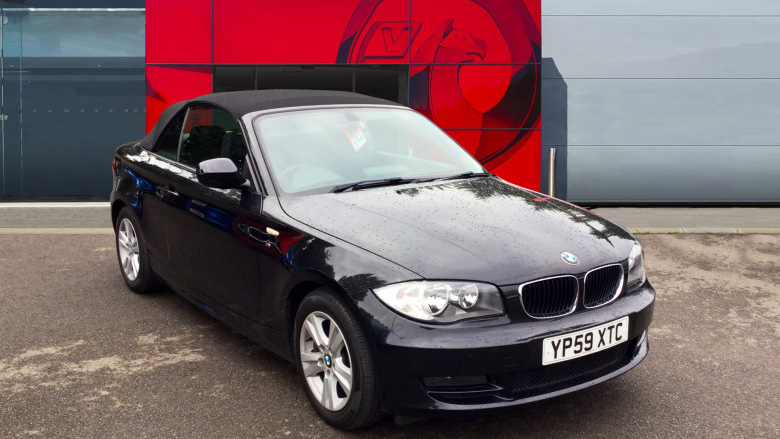 BMW 1 Series 118D Se 2Dr Diesel Convertible