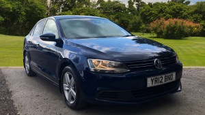 Volkswagen Jetta 1.6 Tdi Cr Bluemotion Tech Se 4Dr Diesel Saloon