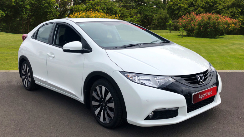 Honda Civic 1.8 I-Vtec Se Plus 5Dr Petrol Hatchback