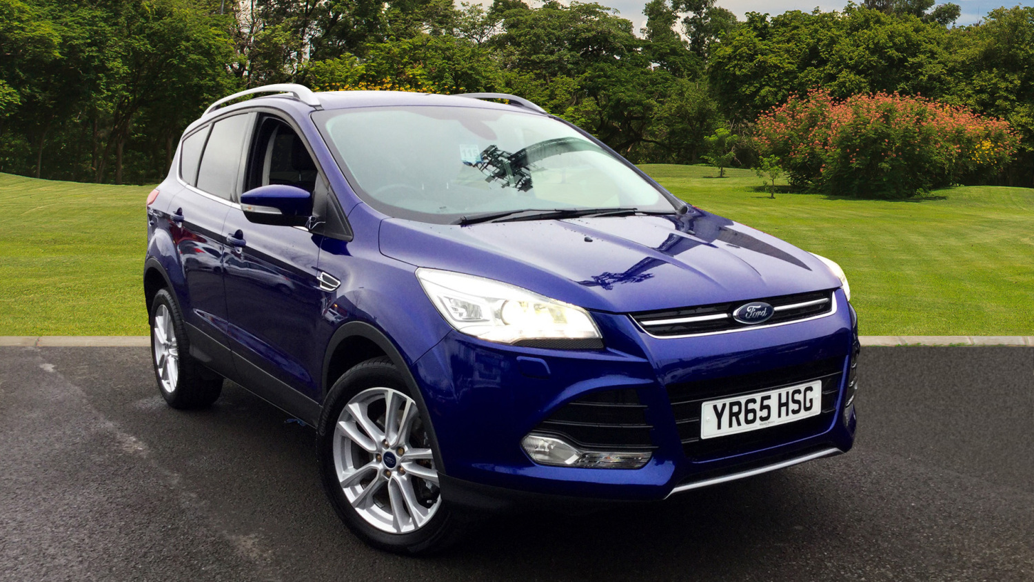 used ford kuga 2 0 tdci 150 titanium x 5dr 2wd diesel estate for sale in scotland macklin motors. Black Bedroom Furniture Sets. Home Design Ideas