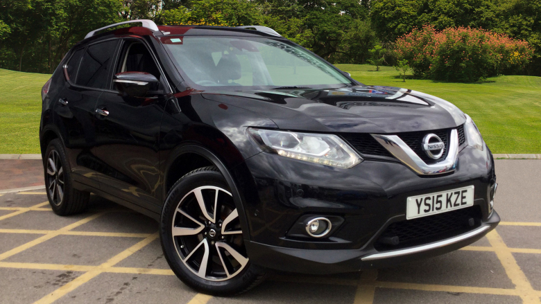 Nissan X-Trail 1.6 Dci Tekna 5Dr Xtronic Diesel Station Wagon