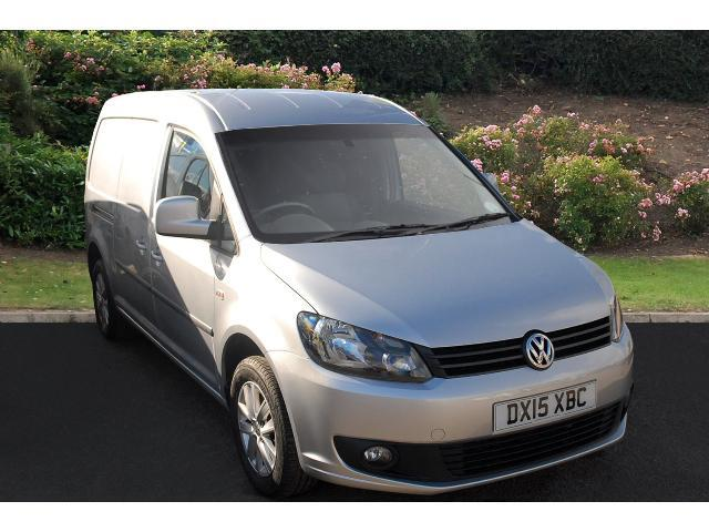 used volkswagen caddy maxi c20 diesel 1 6 tdi 102ps. Black Bedroom Furniture Sets. Home Design Ideas