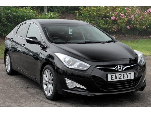 used hyundai i40 1 7 crdi 136 style 4dr auto diesel saloon for sale in scotland macklin motors. Black Bedroom Furniture Sets. Home Design Ideas