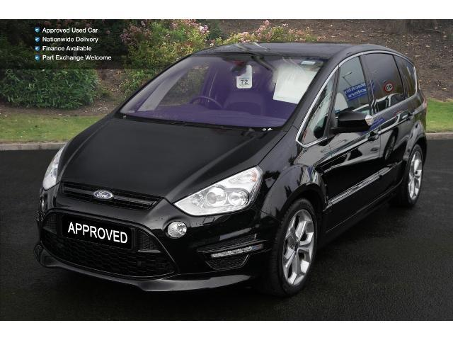 used ford s max 2 2 tdci 200 titanium x sport 5dr diesel estate for sale in scotland macklin. Black Bedroom Furniture Sets. Home Design Ideas