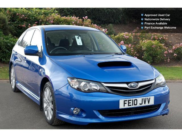 used subaru impreza 2 0d rc 5dr diesel hatchback for sale. Black Bedroom Furniture Sets. Home Design Ideas