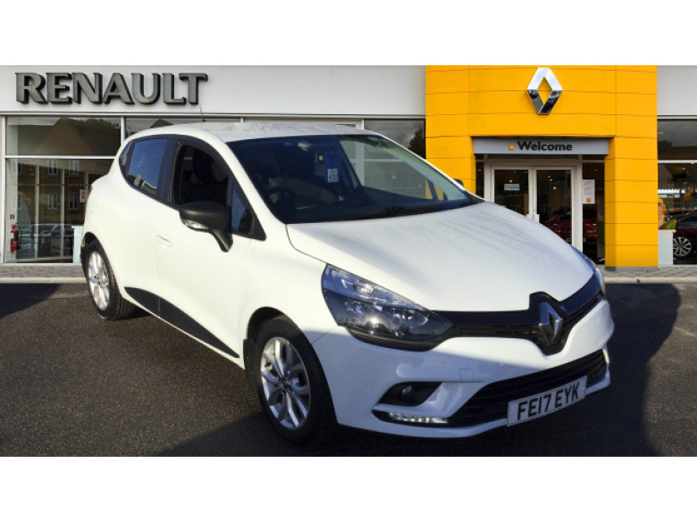 Renault Clio 0.9 TCE 90 Play 5dr Petrol Hatchback
