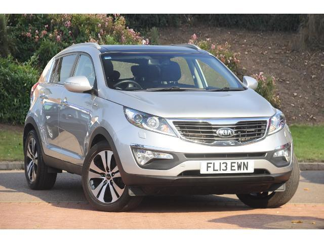 used kia sportage 2 0 crdi kx 3 5dr diesel estate for sale. Black Bedroom Furniture Sets. Home Design Ideas