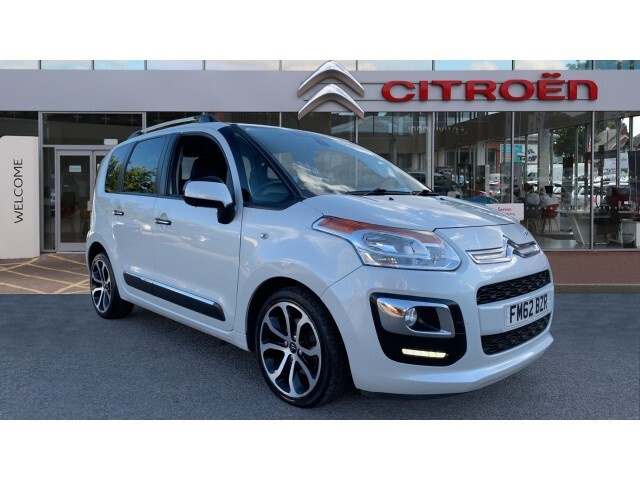 used citroen c3 picasso 1 6 hdi 8v exclusive 115 5dr diesel estate for sale in scotland. Black Bedroom Furniture Sets. Home Design Ideas