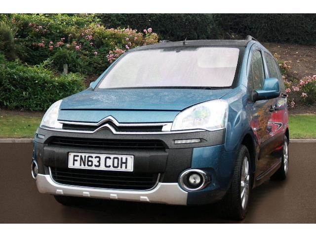 used citroen berlingo multispace 1 6 hdi 115 xtr 5dr diesel estate for sale in scotland. Black Bedroom Furniture Sets. Home Design Ideas