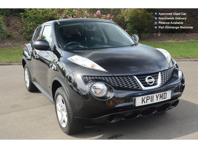 used nissan juke 1 5 dci visia 5dr diesel hatchback for sale in scotland macklin motors. Black Bedroom Furniture Sets. Home Design Ideas