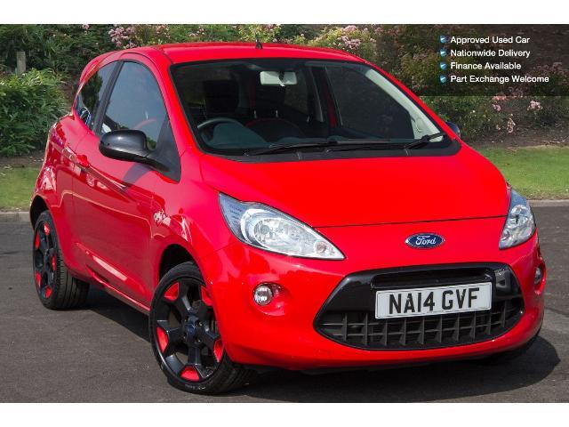 used ford ka 1 2 grand prix iii 3dr start stop petrol. Black Bedroom Furniture Sets. Home Design Ideas
