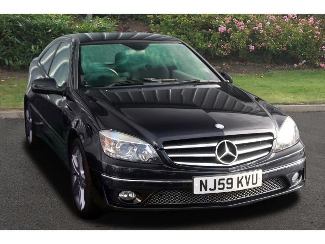 used mercedes benz clc clc 220 cdi sport 3dr auto diesel coupe for sale in scotland macklin motors. Black Bedroom Furniture Sets. Home Design Ideas
