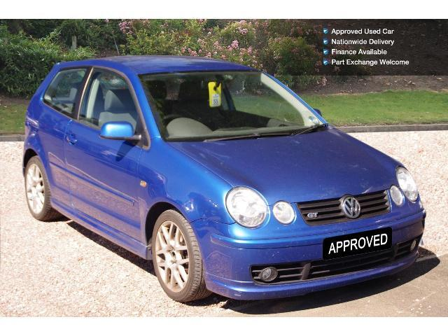 used volkswagen polo 1 9 gt tdi 130 3dr diesel hatchback for sale in scotland macklin motors. Black Bedroom Furniture Sets. Home Design Ideas