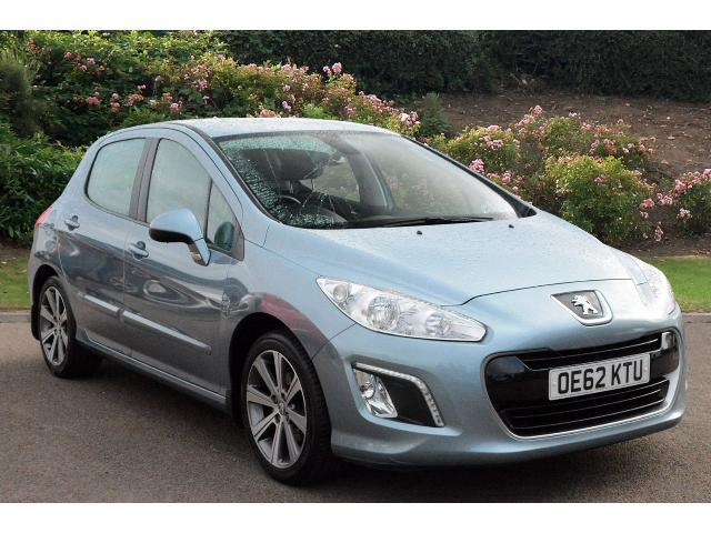 used peugeot 308 1 6 e hdi 112 active 5dr diesel hatchback for sale in scotland macklin motors. Black Bedroom Furniture Sets. Home Design Ideas