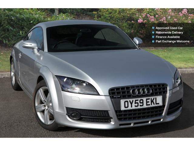 used audi tt 2 0 tdi quattro 2dr diesel coupe for sale in scotland macklin motors. Black Bedroom Furniture Sets. Home Design Ideas