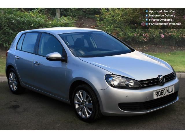 used volkswagen golf 1 6 tdi 105 bluemotion tech se 5dr diesel hatchback for sale in scotland. Black Bedroom Furniture Sets. Home Design Ideas
