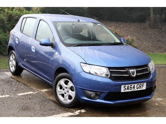 used dacia sandero 0 9 tce laureate 5dr petrol hatchback for sale in scotland macklin motors. Black Bedroom Furniture Sets. Home Design Ideas