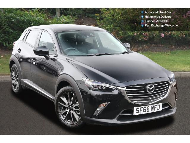 used mazda cx 3 1 5d sport nav 5dr awd diesel hatchback for sale in scotland macklin motors. Black Bedroom Furniture Sets. Home Design Ideas