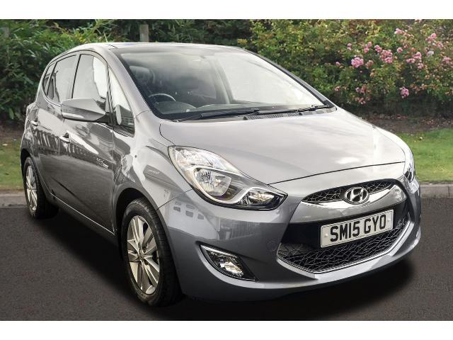 used hyundai ix20 1 6 crdi blue drive style 5dr diesel hatchback for sale in scotland macklin. Black Bedroom Furniture Sets. Home Design Ideas