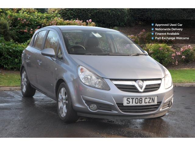 used vauxhall corsa 1 3 cdti 90 sxi 5dr diesel hatchback for sale in scotland macklin motors. Black Bedroom Furniture Sets. Home Design Ideas