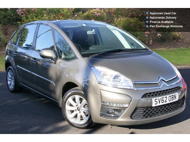 used citroen c4 grand picasso 1 6 hdi edition 5dr diesel estate for sale in scotland macklin. Black Bedroom Furniture Sets. Home Design Ideas