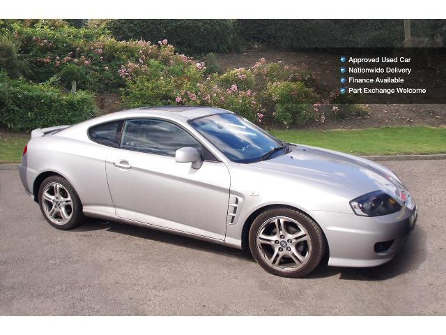 used hyundai coupe 2 7 v6 3dr petrol coupe for sale in scotland macklin motors. Black Bedroom Furniture Sets. Home Design Ideas