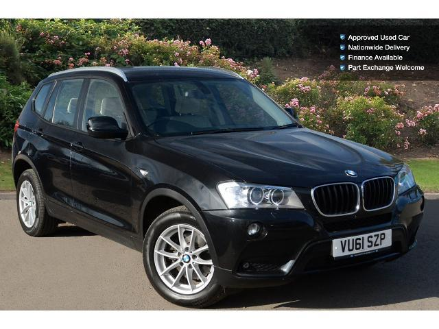 used bmw x3 xdrive20d se 5dr step auto diesel estate for sale in scotland macklin motors. Black Bedroom Furniture Sets. Home Design Ideas