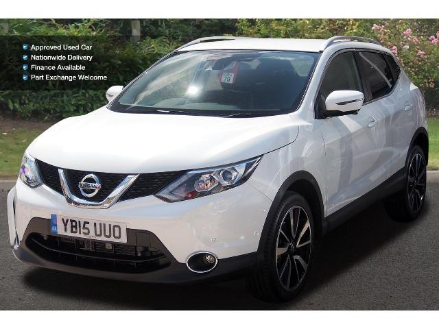 used nissan qashqai 1 2 dig t tekna 5dr xtronic petrol hatchback for sale in scotland macklin. Black Bedroom Furniture Sets. Home Design Ideas